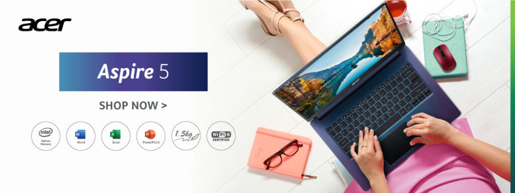 Acer Celebrates Merdeka By Introducing Five New Laptops From Nitro, Aspire, Swift And Spin Series 26