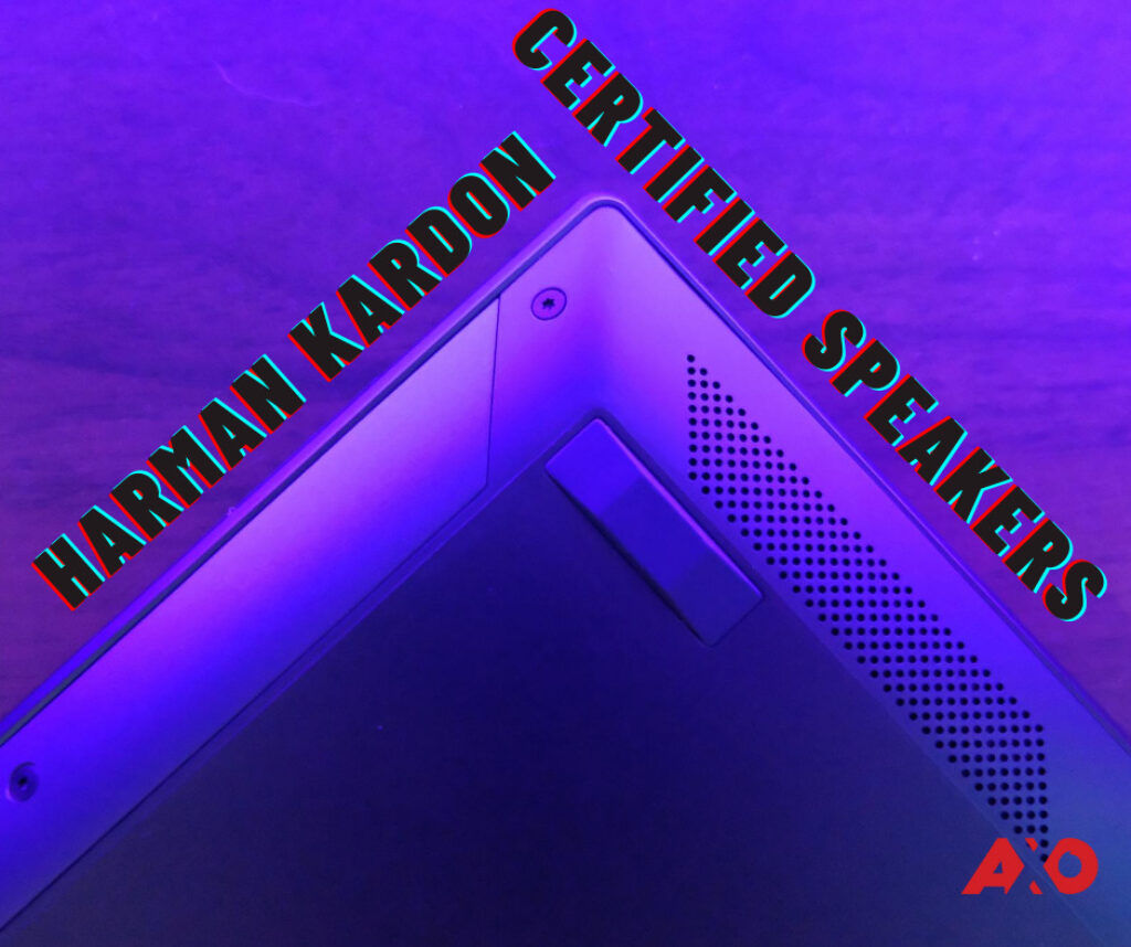 ASUS ZenBook 13 Speaker