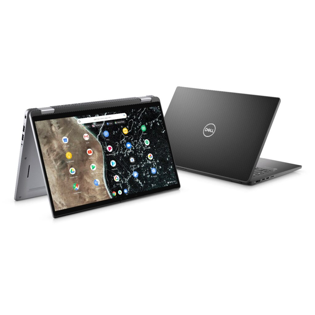 Dell Latitude 7410 Chromebook Enterprise 2-in-1