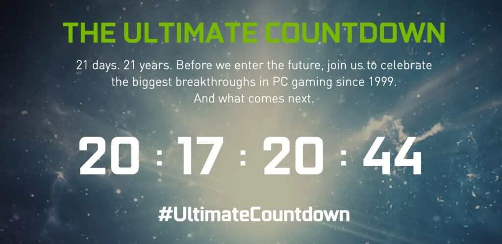 Nvidia Announces 1 September Event; May Debut New GeForce Cards 5