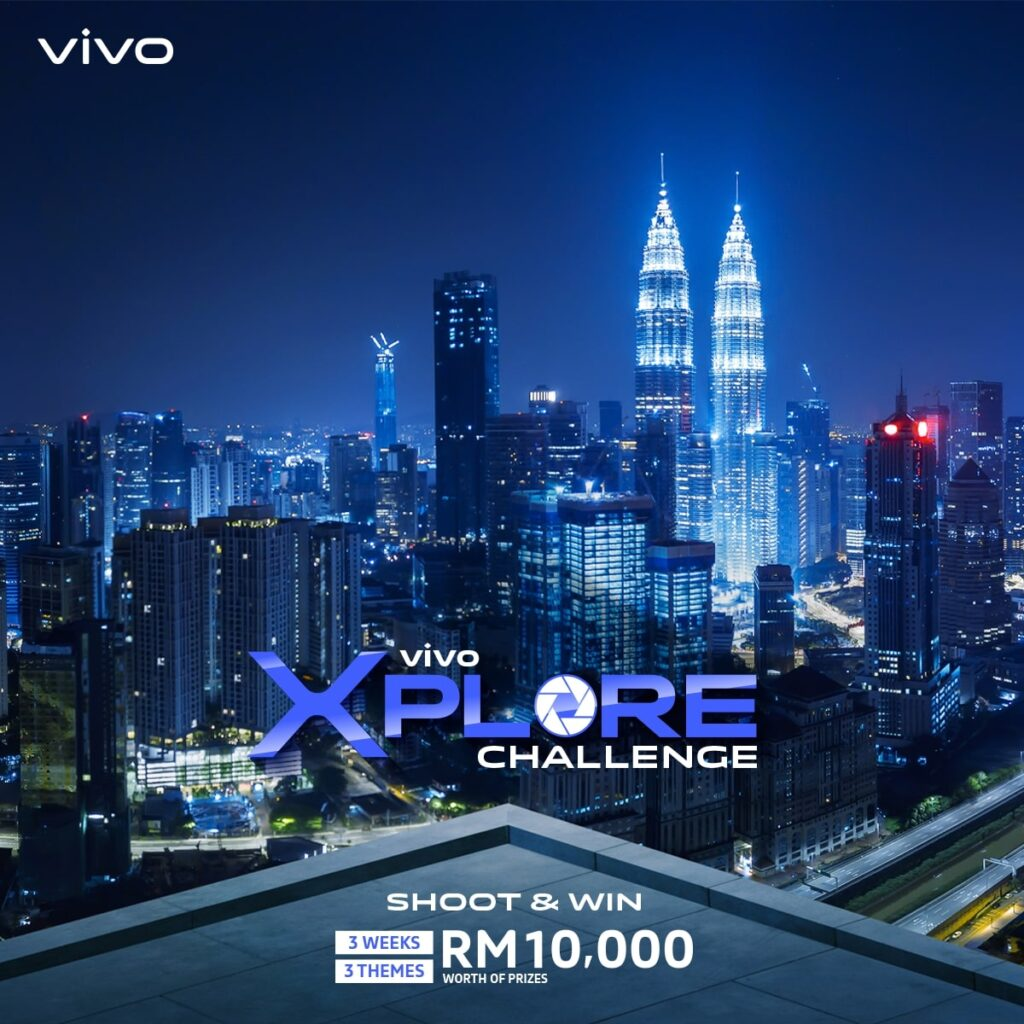 Vivo Xplore Challenge