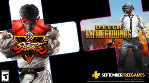 PS Plus September