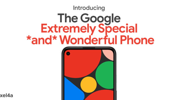 Google Launches Pixel 4a; Priced at US$349 5