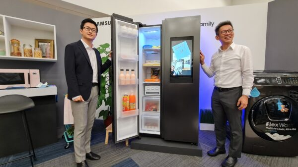 Samsung Family Hub Smart Fridge