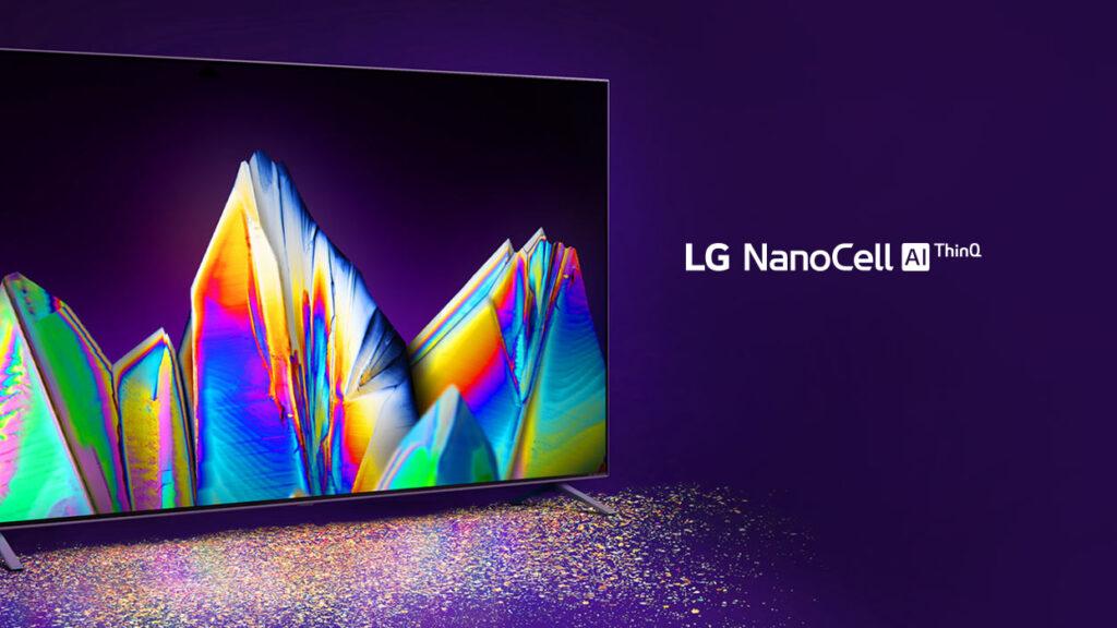 LG NanoCell TV