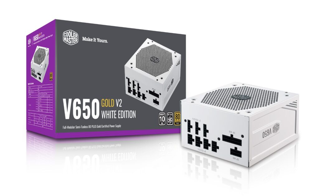 Cooler Master V Gold V2 Series Power Supply Units Launched From RM469 8