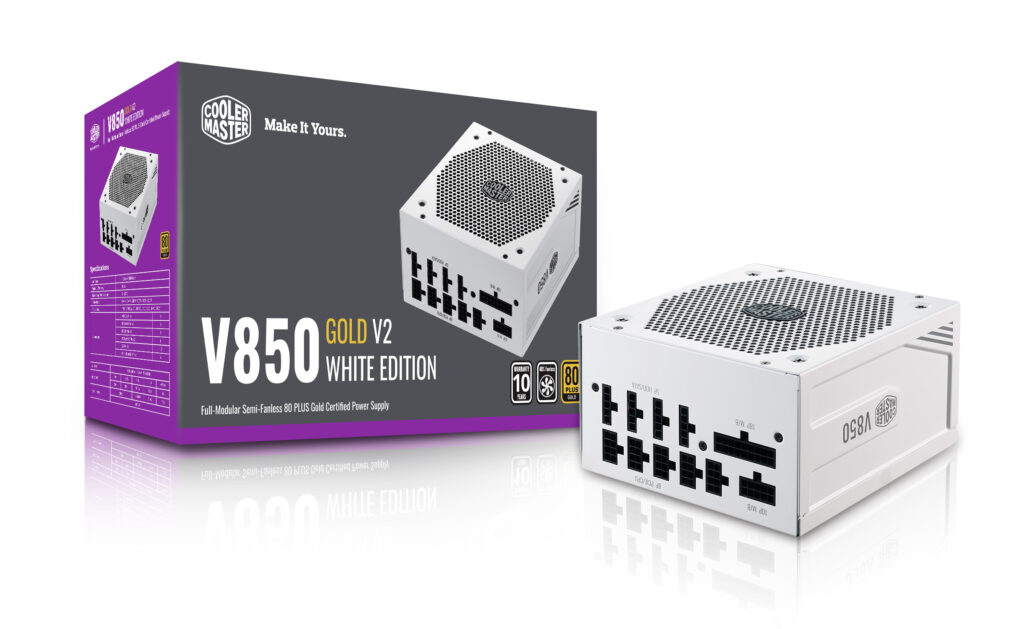 Cooler Master V Gold V2 Series Power Supply Units Launched From RM469 10