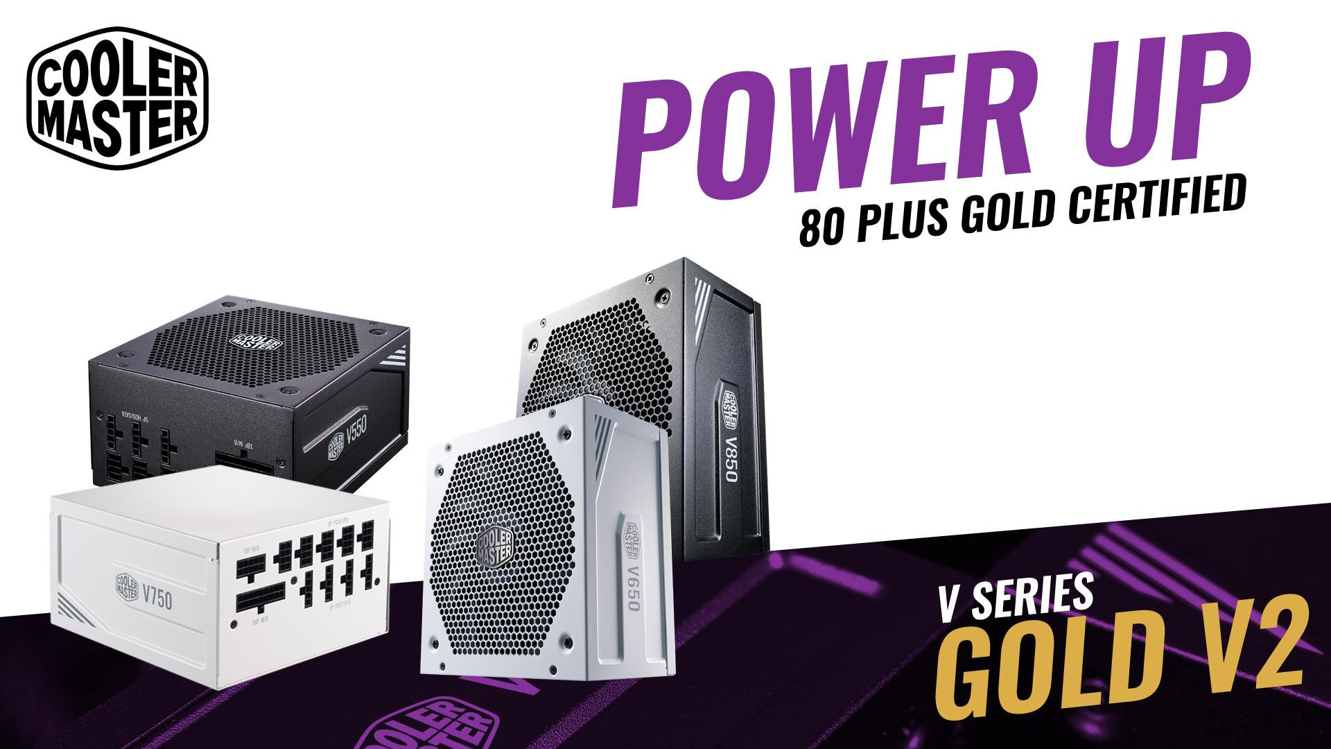 Cooler Master V Gold V2 Power Supply Unit