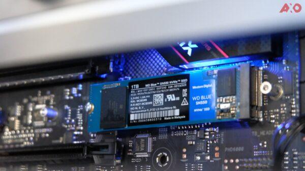 WD Blue SN550 1TB