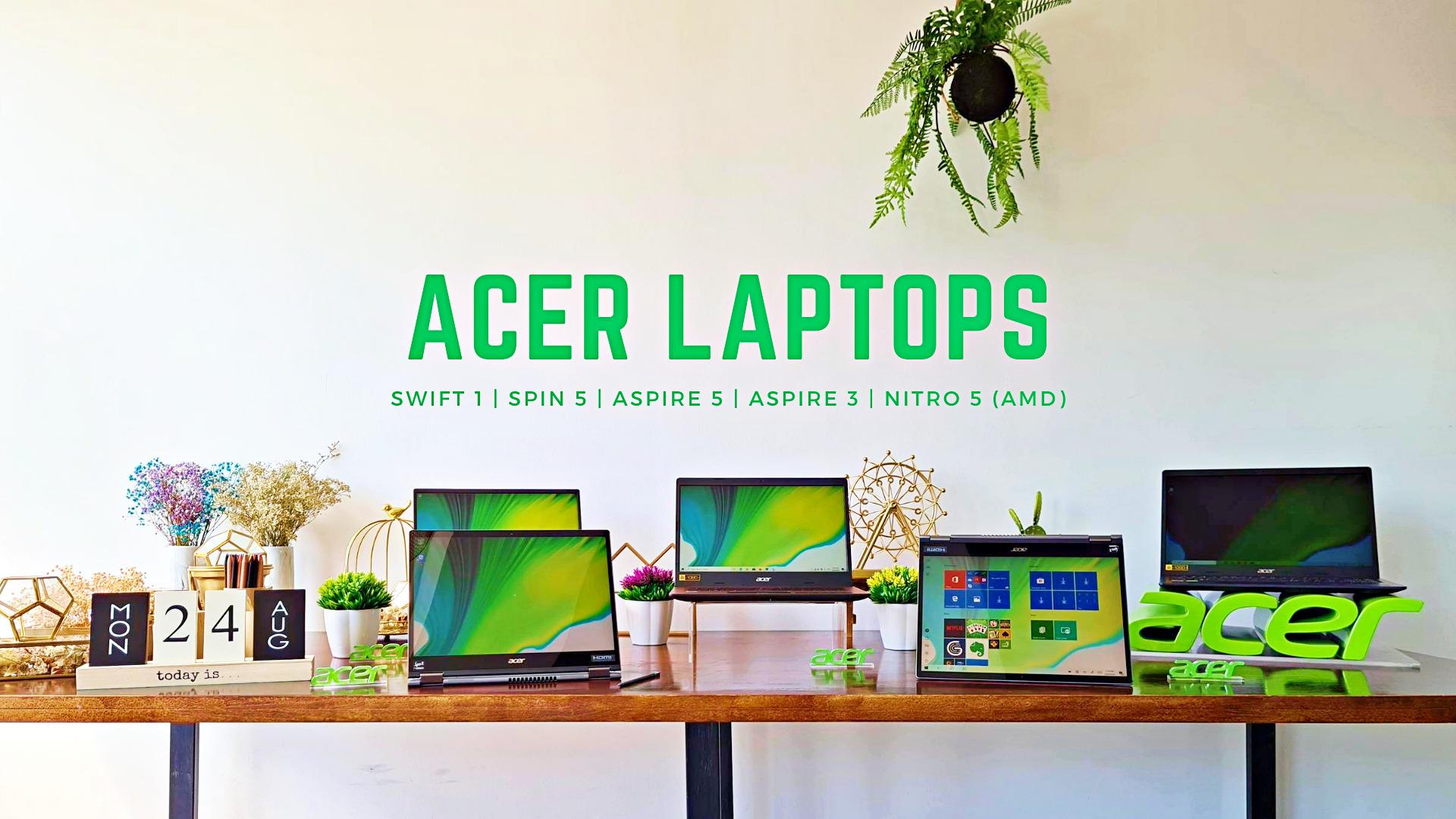 acer laptop launch