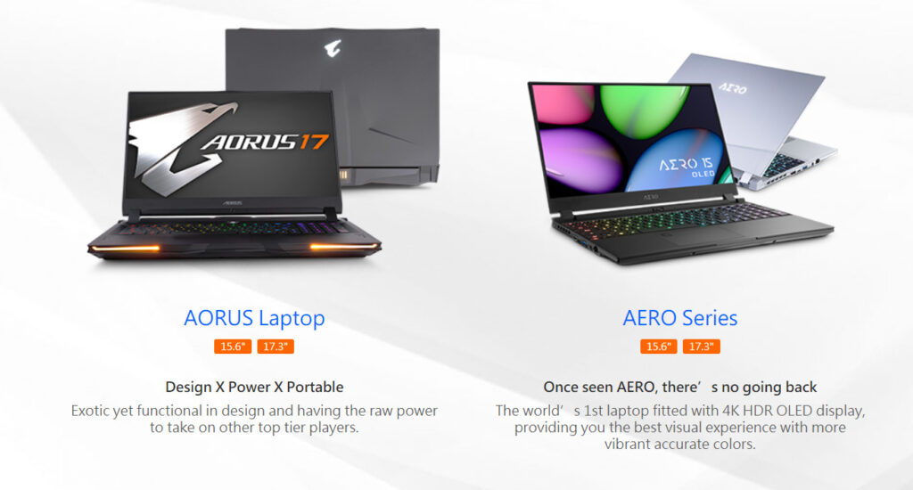 Gigabyte AORUS And AERO Series Wins Red Dot Design Award; Arrives In Malaysia From RM7,599 6
