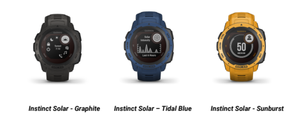 Garmin Solar Edition Introduced In Instinct Solar, fenix 6S Solar, And fenix 6S Pro Solar From RM1,999 10