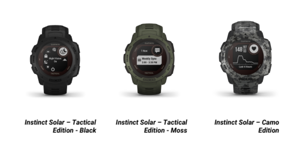 Garmin Solar Edition Introduced In Instinct Solar, fenix 6S Solar, And fenix 6S Pro Solar From RM1,999 9