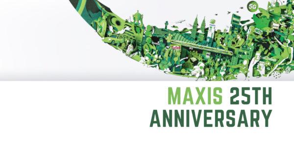 maxis 25th anniversary