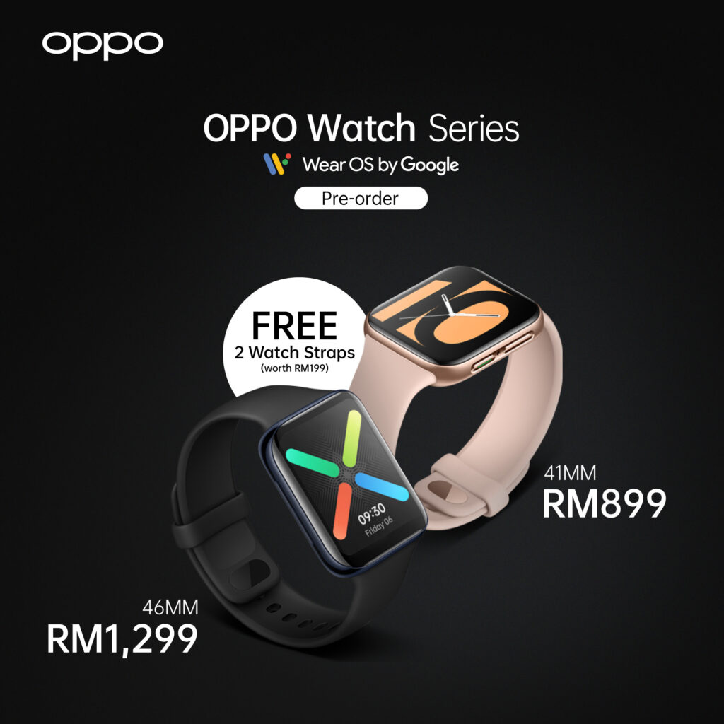 OPPO Find X2 Pro Green Vegan Leather Edition And Oppo Watch Launched; Priced At RM5,399 and From rM899 Respectively 13
