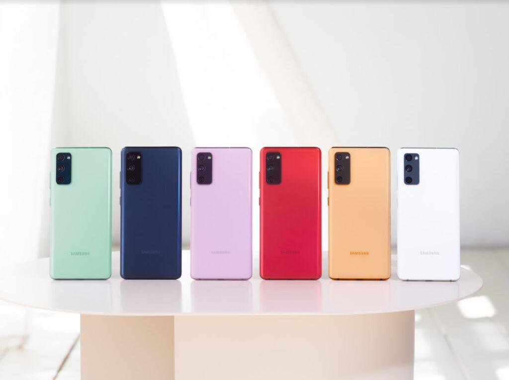Samsung Galaxy S20 SE 5G