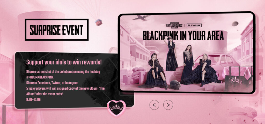 PUBG Mobile x BLACKPINK Exclusive Collaboration Is Actually Happening 11