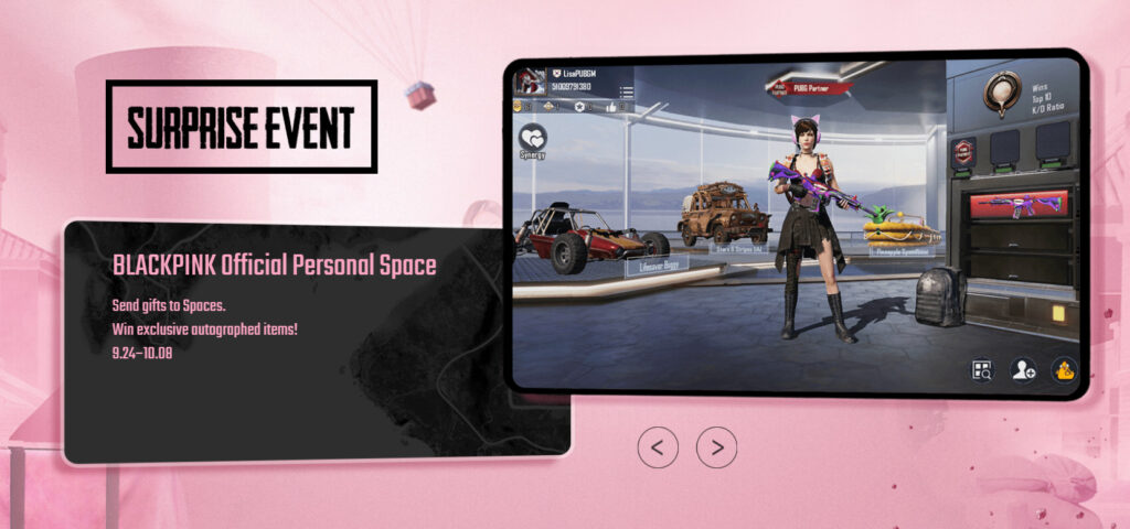 PUBG Mobile x BLACKPINK Exclusive Collaboration Is Actually Happening 12