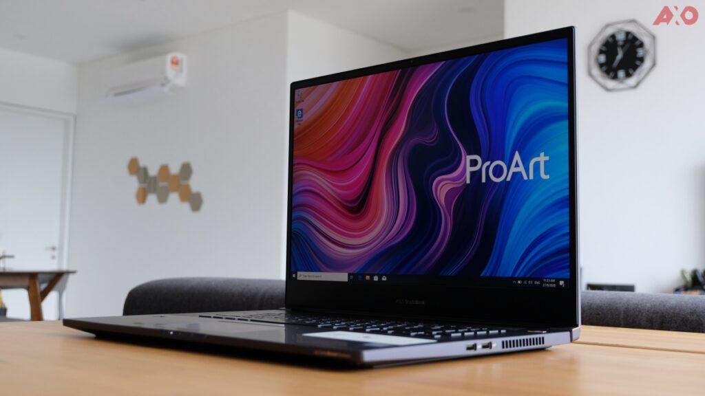 Asus ProArt StudioBook Pro 17 Review
