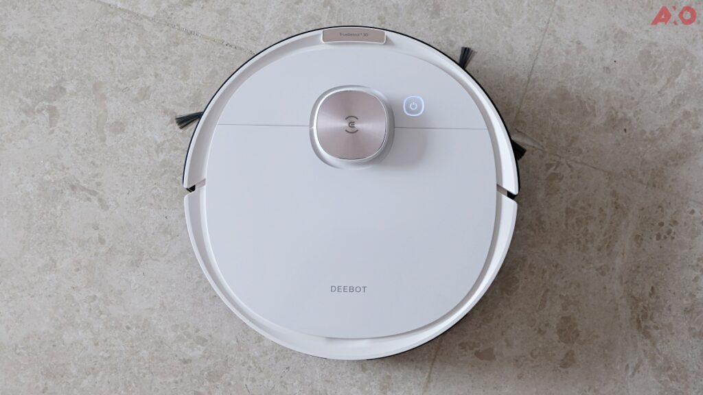 DEEBOT OZMO T8 Smart Robot Vacuum Review: Senses Everything, Sucks Everything 17