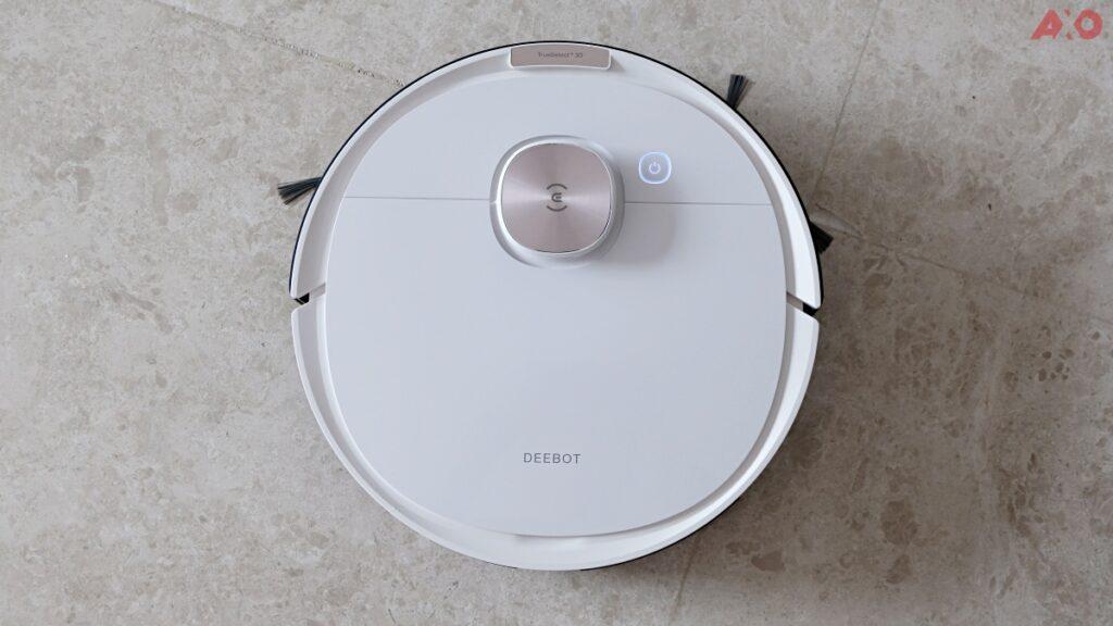 DEEBOT OZMO T8 Smart Robot Vacuum Review: Senses Everything, Sucks Everything 26