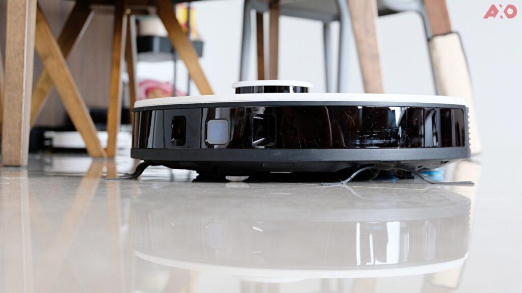 DEEBOT OZMO T8 Smart Robot Vacuum Review: Senses Everything, Sucks Everything 40