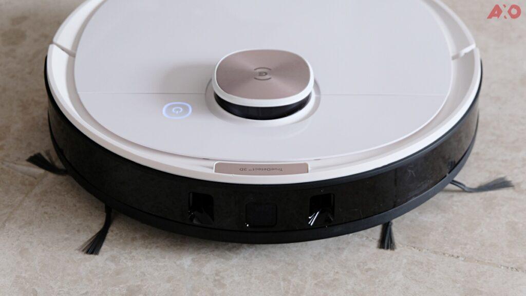 DEEBOT OZMO T8 Smart Robot Vacuum Review: Senses Everything, Sucks Everything 38