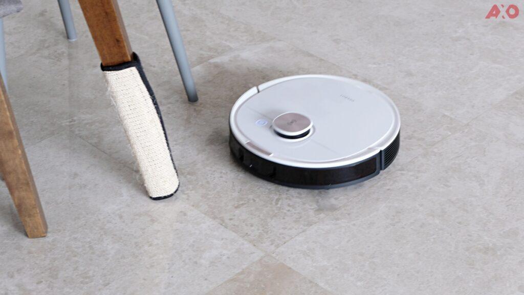 DEEBOT OZMO T8 Smart Robot Vacuum Review: Senses Everything, Sucks Everything 39