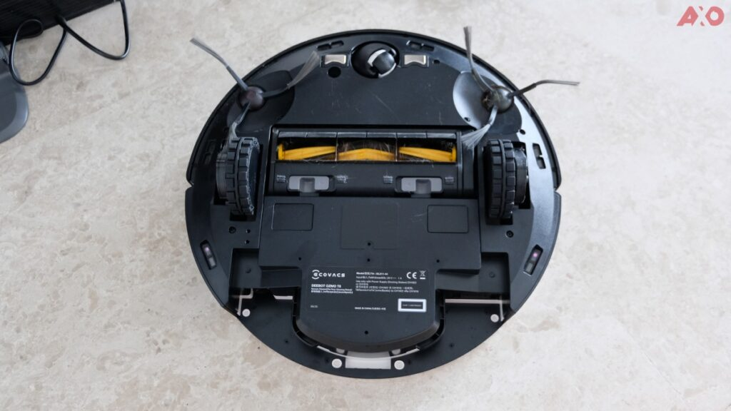 DEEBOT OZMO T8 Smart Robot Vacuum Review: Senses Everything, Sucks Everything 31
