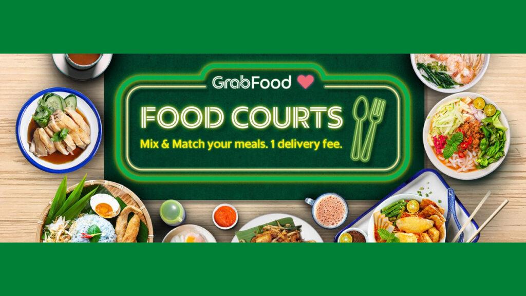GrabFood Food Courts