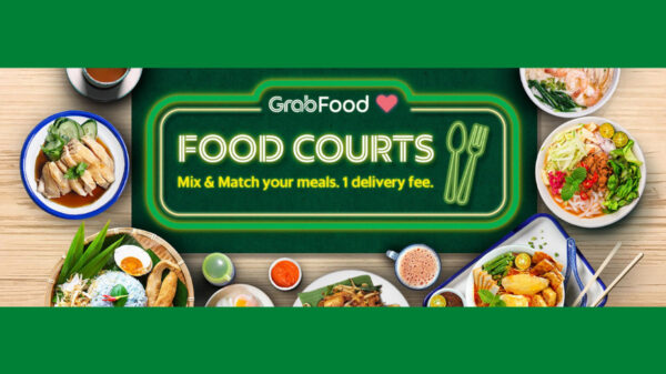 GrabFood Food Courts