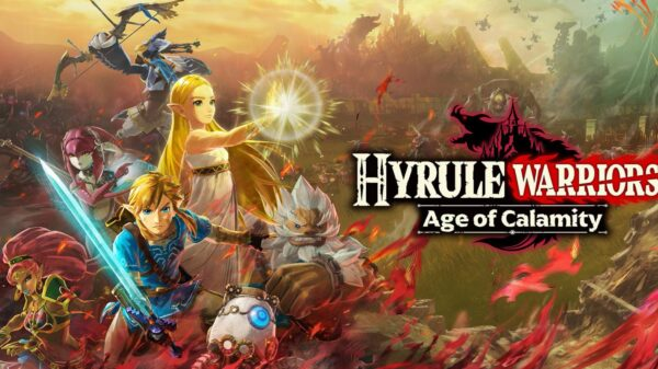 Nintendo Announces Hyrule Warriors: Age of Calamity 7