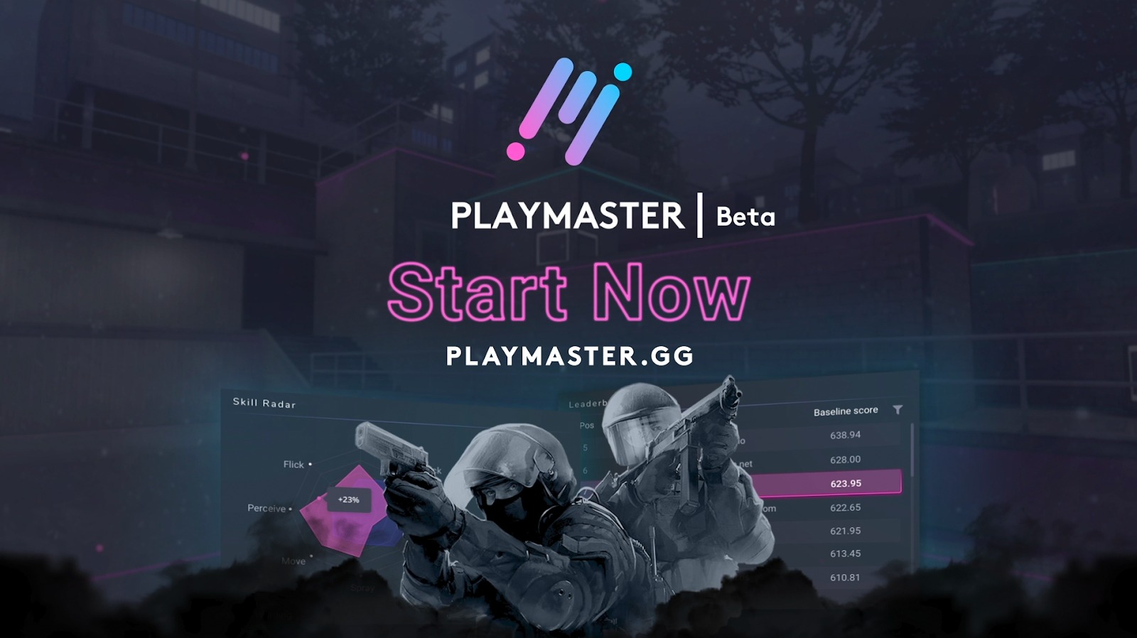 Logitech's Playmaster Software Helps You Get Better at CS:GO 5