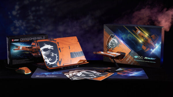 MSI GE66 Dragonshield Limited Edition