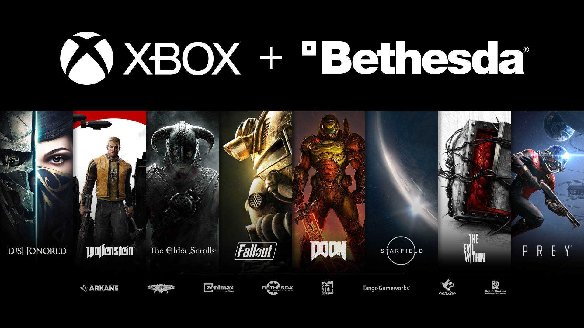 Microsoft Acquires ZeniMax Media, Parent Company of Bethesda for US$7.5 billion 5