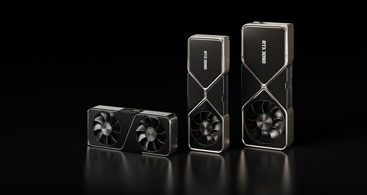 Nvidia Announces RTX 3090, RTX 3080 and RTX 3070 Graphics Cards 7