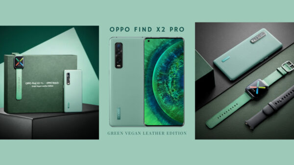 OPPO Find X2 Pro Green Vegan Leather Edition And Oppo Watch Launched; Priced At RM5,399 and From rM899 Respectively 4