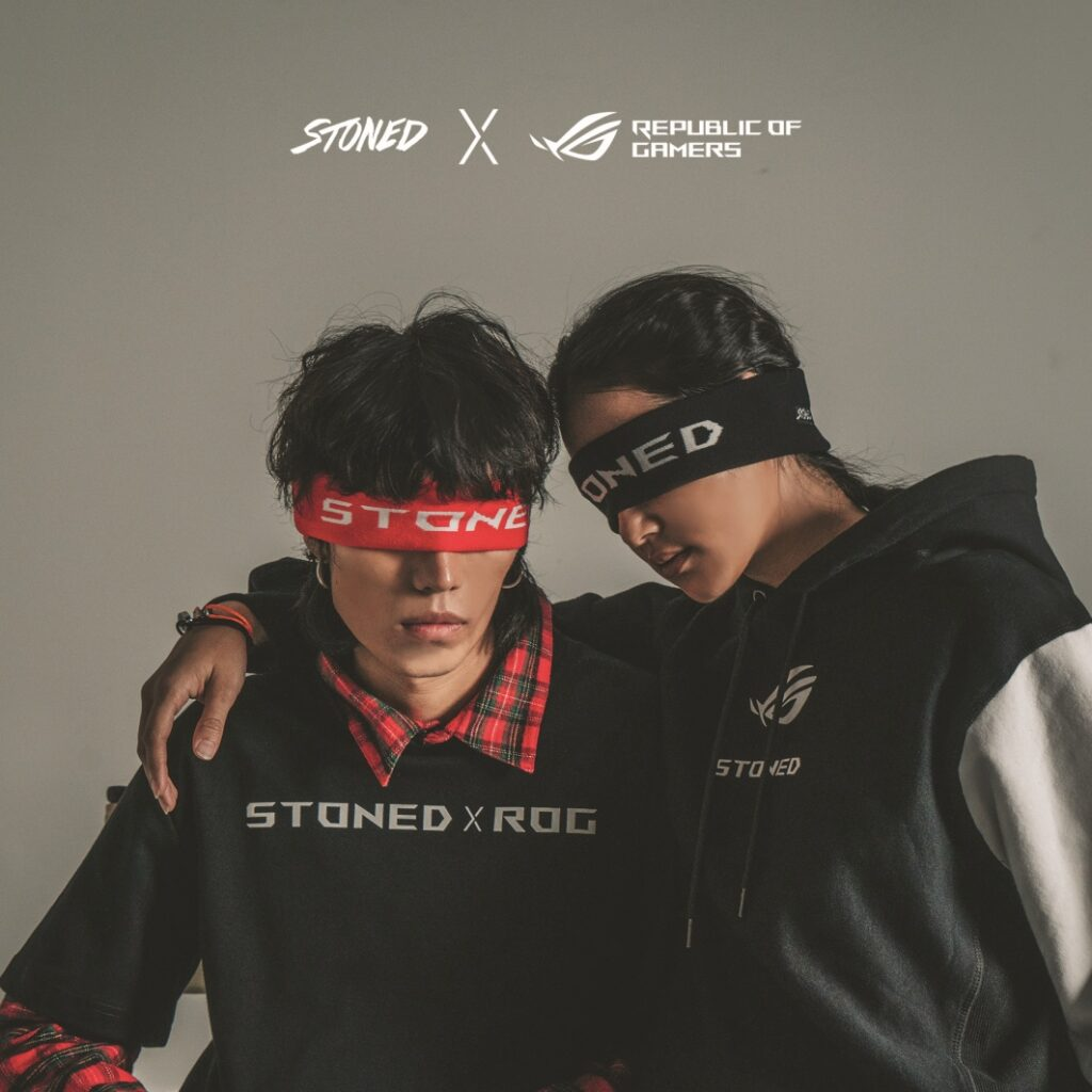 Stoned & Co. X Asus ROG
