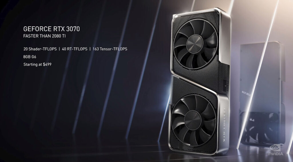 Nvidia Announces RTX 3090, RTX 3080 and RTX 3070 Graphics Cards 9