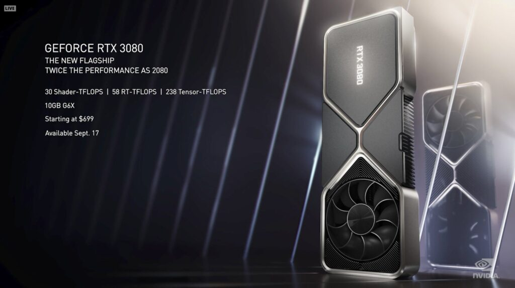 Nvidia Announces RTX 3090, RTX 3080 and RTX 3070 Graphics Cards 8