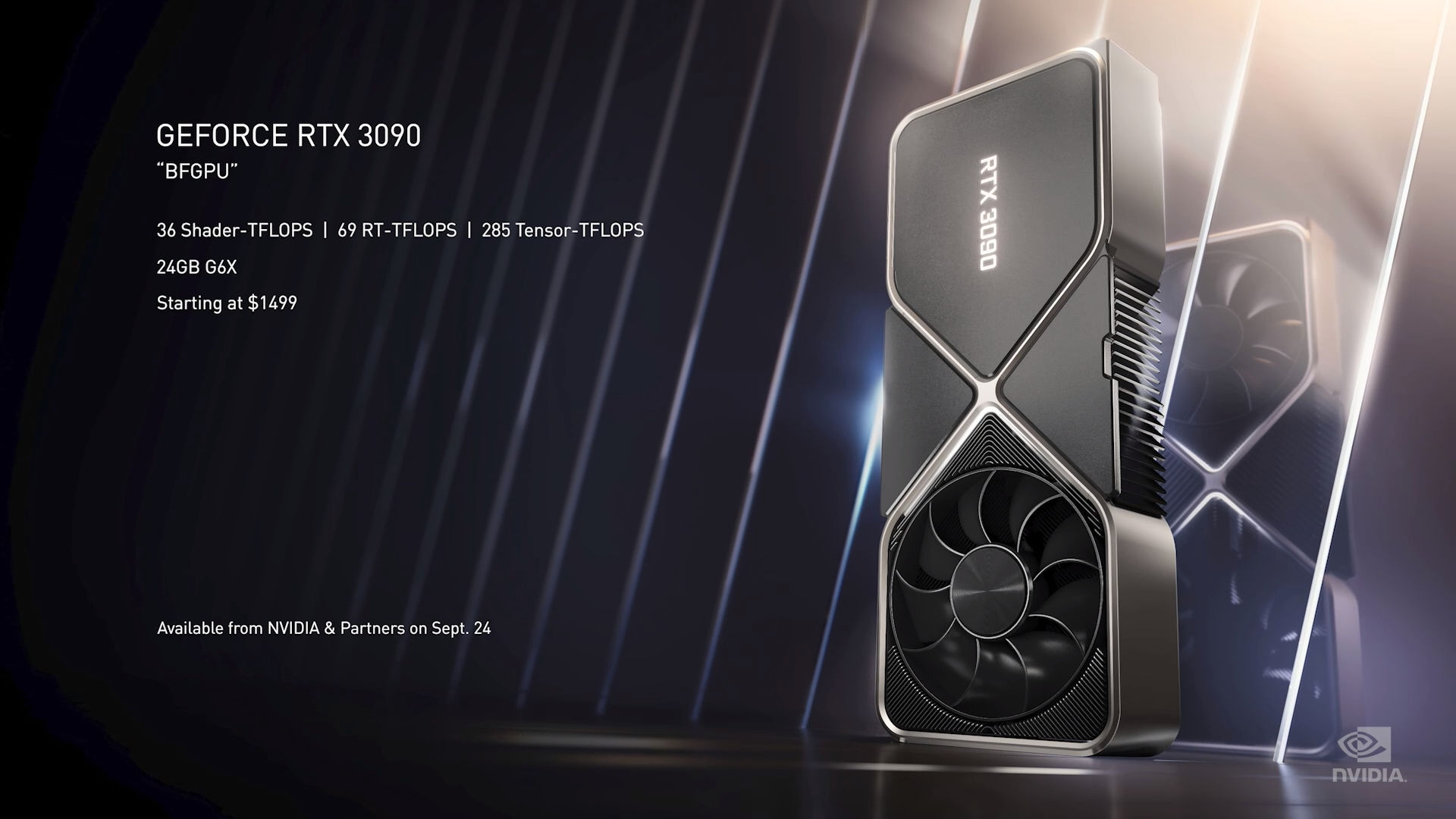 Nvidia Reveals RTX 30 Series Malaysian Pricing; Starts From RM2399 9