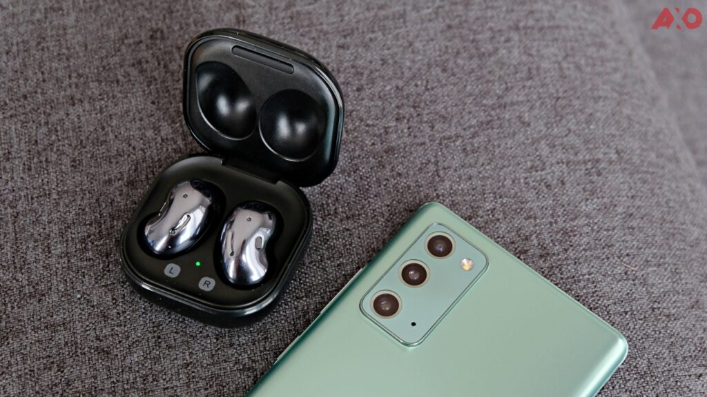 Samsung Galaxy Buds Live TWS Earbuds Review: Good Sounding Magic Beans 31