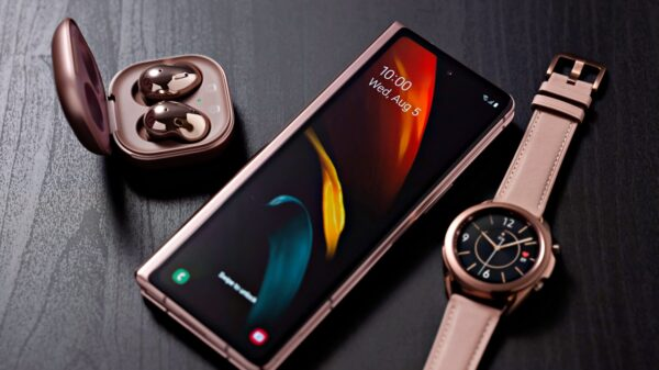 Get Up To Speed: Samsung Galaxy Z Fold2 3
