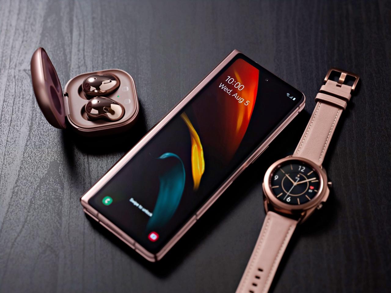 Get Up To Speed: Samsung Galaxy Z Fold2 20