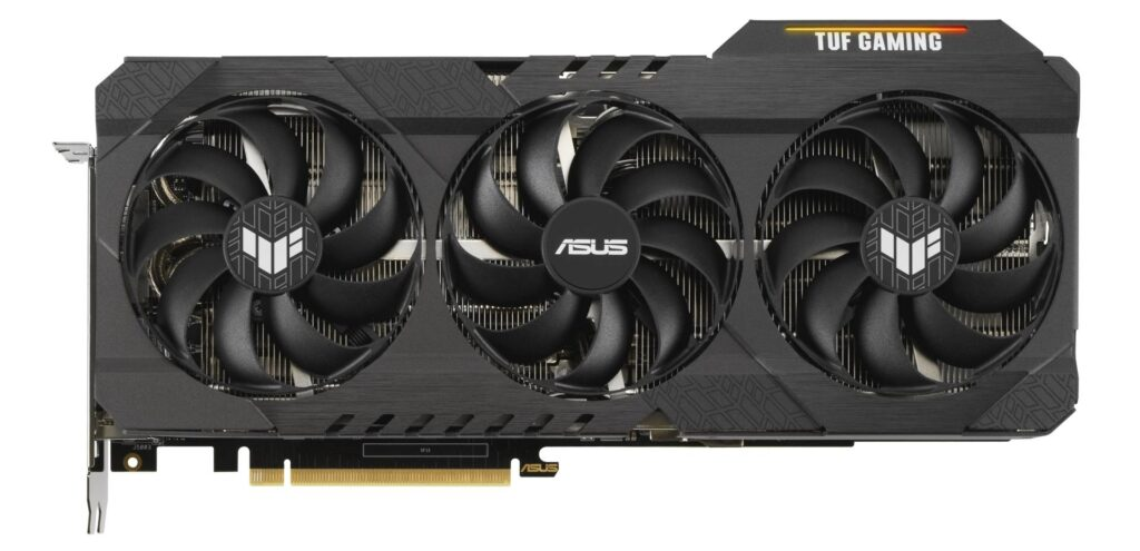 Asus Showcases its RTX 30 Series Graphics Cards 11