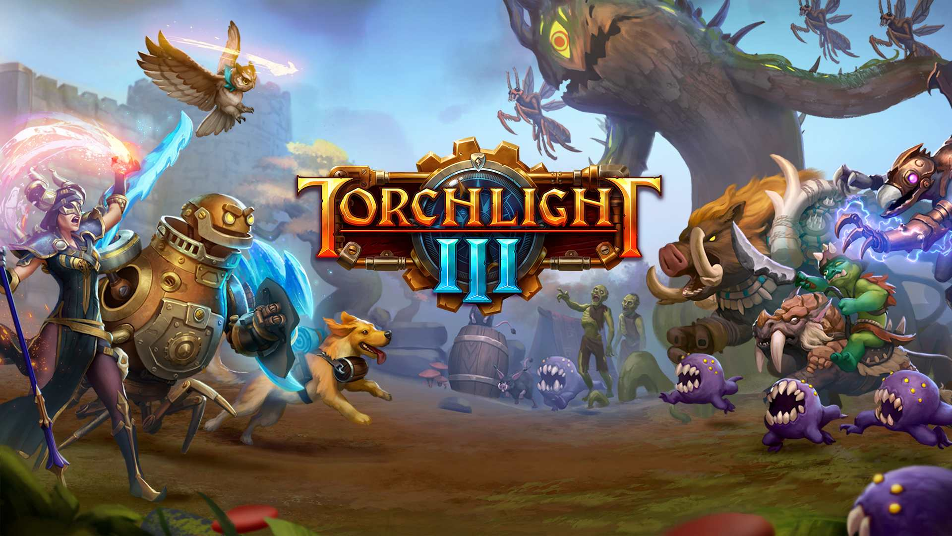 Torchlight 3 to Fully Launch on 13th October 7