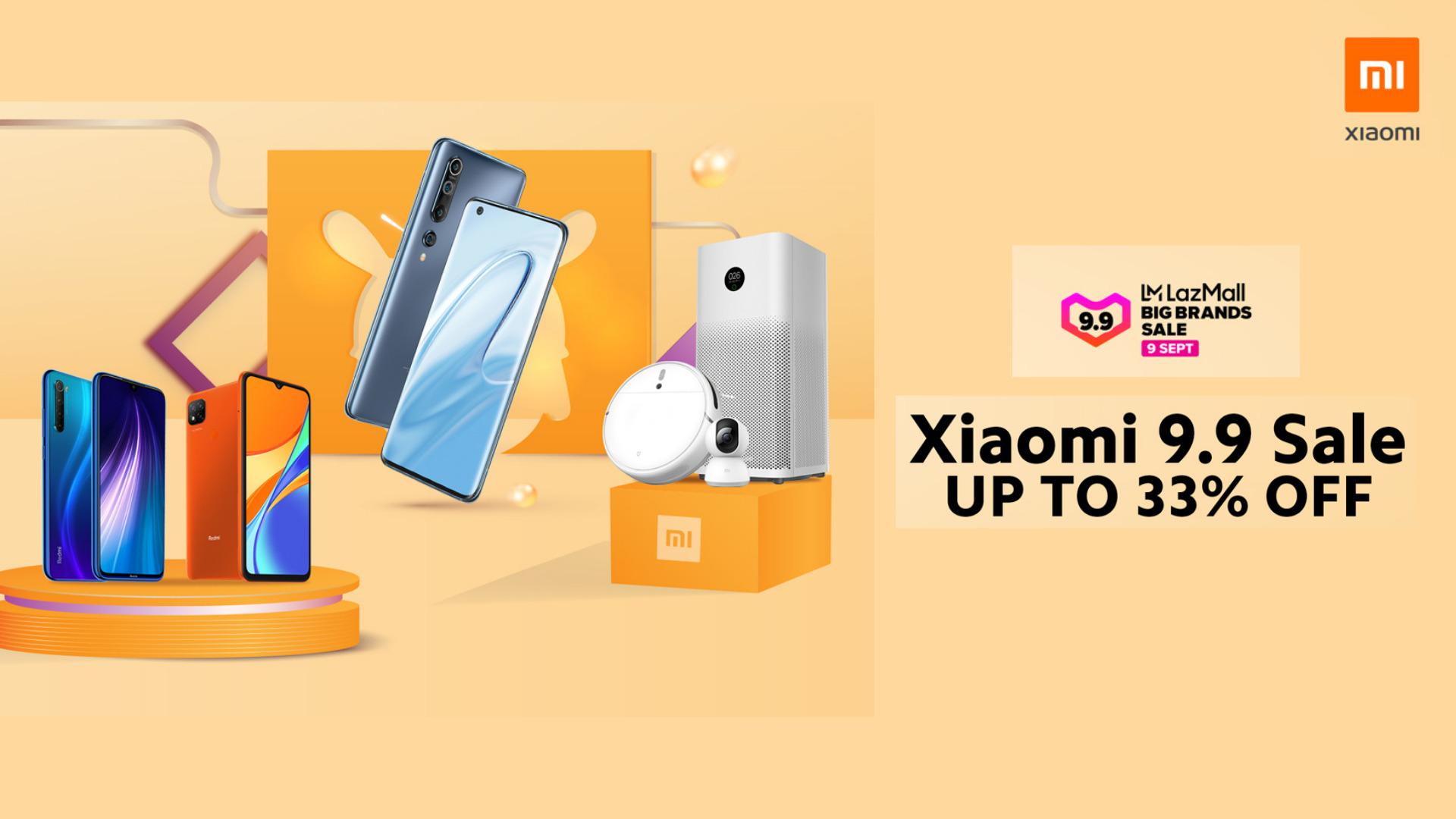 Xiaomi 9.9 Sale
