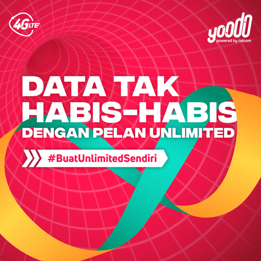 Yoodo Unlimited Atas / Unlimited Bajet