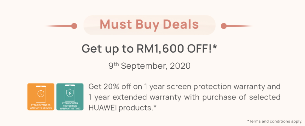 Huawei Store Shop 9.9 Super Sale
