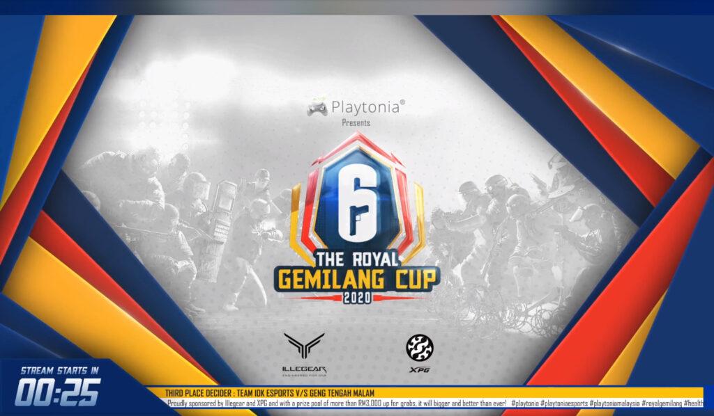 Royal Gemilang Cup 2020